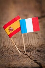 My French for your Spanish