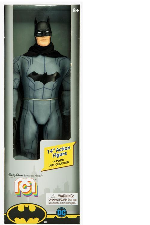DC Comics 14 inch MEGO Case of 6 Action Figures Officially licensed IN STOCK!