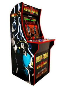 Mortal Kombat/Final Fight Arcade 1 up Games