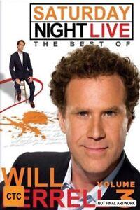 Saturday Night Live SNL - Best Of Will Ferrell Vol 3 (DVD) NEW/SEALED [Region 4]