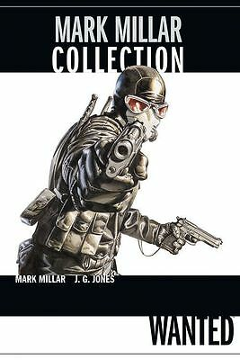 MARK MILLAR Collection 1: WANTED Hardcover   Panini Neuware