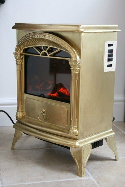 Warmlite Log Effect Stove Fire Electric Fire Freestanding In Bulwell Nottinghamshire Gumtree