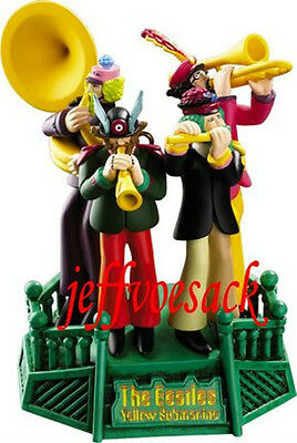 "The Beatles ""Yellow Submarine Band"" 2010 Carlton Ornament SCB *SALE*"