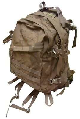 Eagle Industries MOLLE A-III Assault Back Pack - 1000D coyote brown, used for sale  Concord
