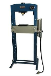 30 Ton Hydraulic Shop Press