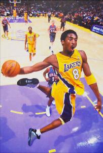 LA Lakers - Kobe Bryant - Dunk - NBA Poster