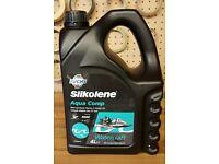 Silkolene aqua comp two stroke marine oil