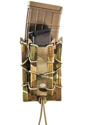 High Speed Gear Double Decker TACO MOLLE Multicam (11DD00MC)