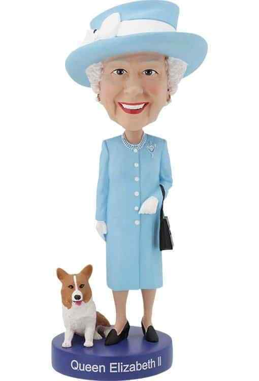 Queen Elizabeth II: Bobble Head