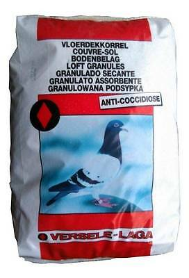 VERSELE LAGA PIGEON LOFT FLOOR GRANULES 30 LITRE,SUITABLE FOR CHICKEN COOPS