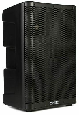 QSC CP12  Powered LoudSpeakers Speaker Pair for sale  Shipping to United Kingdom