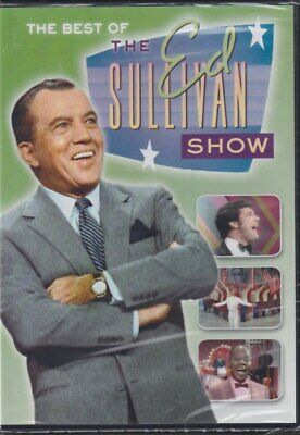 The Best of the Ed Sullivan Show (3 DVD set,