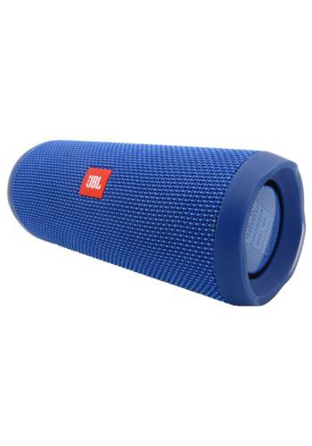 JBL Flip 4 Portable Wireless Waterproof Bluetooth Speaker / Speakerphone Blue
