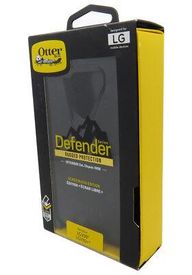 New Otterbox Defender Series Case for the LG V30 & LG v30+ Plus Black