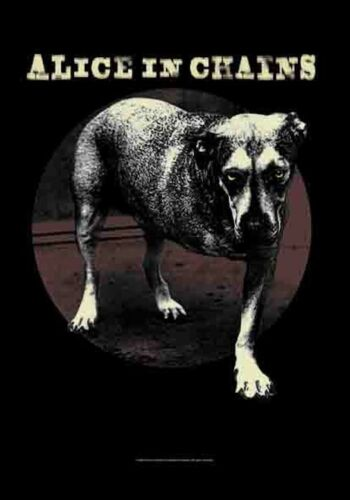 "Alice In Chains Fabric Poster Flag 30"" x 43"""