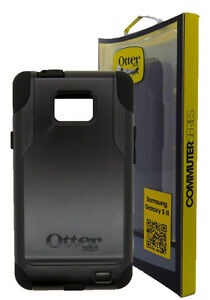 NEW Samsung Galaxy S2 SII Otterbox Commuter Case Black