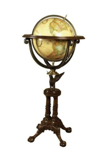 Maitland Smith  EAGLE WORLD GLOBE
