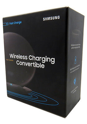 Authentic Samsung Wireless Fast Charge Charging Convertible For S8 / S8+ Plus