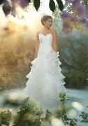 Alfred Angelo Wedding Dress Size 8