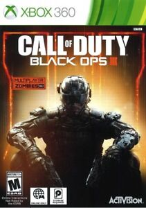 Call of Duty: Black Ops 3 XBOX 360 (Multiplayer Zombies Only)