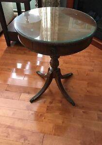 Antique Circular Table For Sale