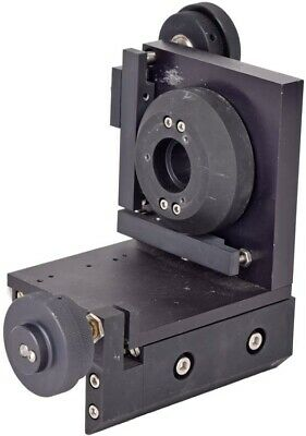 Laser Optical 3-axis Manual Lens Positioner Alignment Spatial Filter Mount