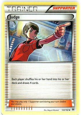 X4 Judge - 143/162 - Uncommon Pokemon XY Breakthrough M/NM English - $1.64
