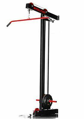 Latzugstation Kabelzug Seilzug Latzug zur Wandbefestigung max 200kg Home Gym