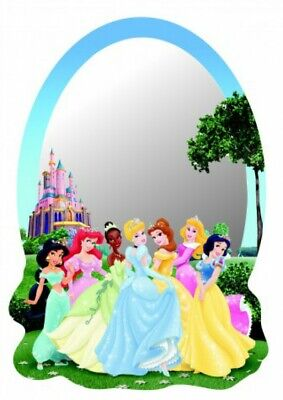 Disney Prinzessin - Garden Party Poster Deko-Spiegel (21x15cm) - Garden Party Dekorationen