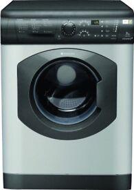 //(%)\ 7KG HOTPOINT AQUARIUS PLUS WASHING MACHINE INCLUDES 6 MONTHS GUARANTEE