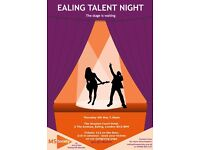 Calling talented people …the stage is waiting