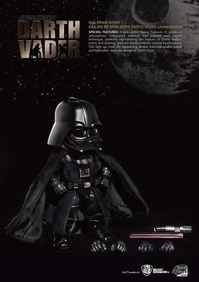 Beast Kingdom 2015 SDCC Exclusive Egg Attack Action Star Wars Darth Vader - Star Wars Eggs