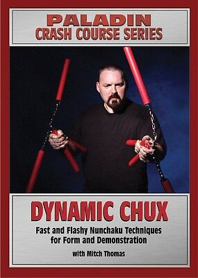 Dynamic Chux Fast & Flashy Nunchaku Techniques For Form And Demonstration