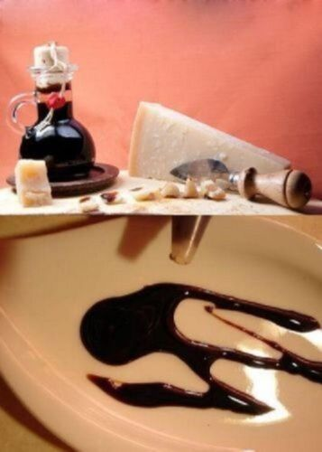 TRADITIONAL BALSAMIC VINEGAR OF MODENA 250ml OLD 50 YEARS.BEST ITALIAN PRODUCT