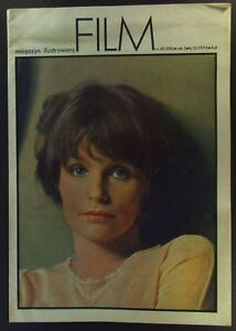 ANGELICA DOMROSE mag.FRONT 1974 Lucia Bose,Dean Reed,R.Daltrey,Mireille Darc - <span itemprop=availableAtOrFrom>europe, Polska</span> - Zwroty są przyjmowane - europe, Polska