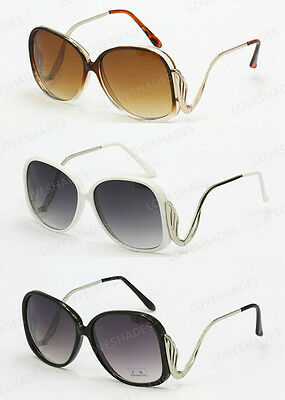 Hot Designer Sunglasses - New Fashion Designer Sunglasses Shades Eyewear Popular Big Hot Summer Womens