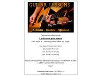 Guitar Lessons, Buckinghamshire/Hertfordshire