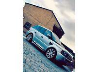 Range Rover sport HSE luxury (top spec)