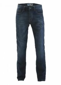 Motorcycle Jeans - PMJ RIDER - Knees approved protectors & ballistic fabric with everyday jean looks