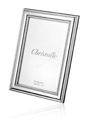Silver Albi Frame - CHRISTOFLE STERLING ALBI 5