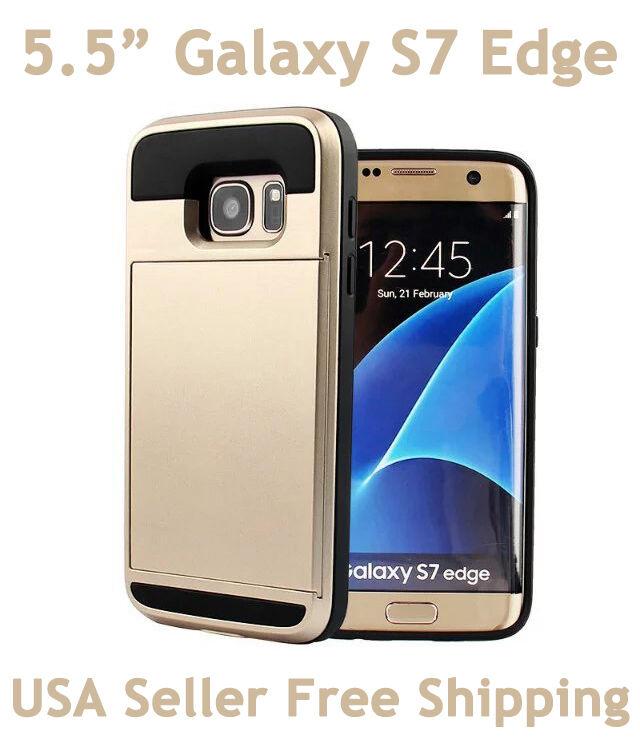 Verus VRS Design For Galaxy S7 Edge Damda Slide Shockproof