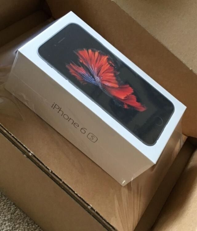 Brand New and Sealed IPhone 6S 32GB Space Grey