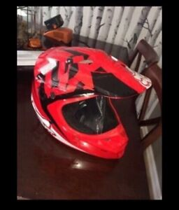 Fox helmet new with tags