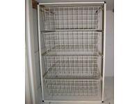 Ikea wire shelving unit