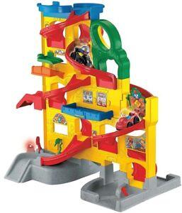 'Little People' Wheelies Stand 'n Play Ramp