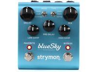 Strymon Blue Sky Reverb Pedal **QUICK SALE NEEDED**
