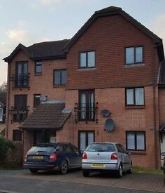 NO AGENCY FEES 2 Bed Bedroom Part Furnished Flat Apartment with Parking Abbeymead Gloucester GL4 4SB