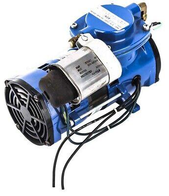 Thomas 107cef075 107 Series 115vac 1-head Diaphragm Air Compressorvacuum Pump