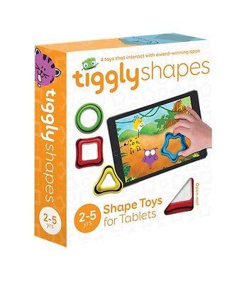 Tiggly shapes jeu éducatif pour enfant de 2-5 ans pour tablette Android,iPad New