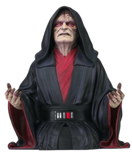Star Wars: The Rise of Skywalker Emperor Palpatine 1/6 Scale Bust *Pre-Order*